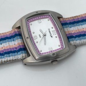 FreeStyle Women Wristwatch Multi Color Canvas Band